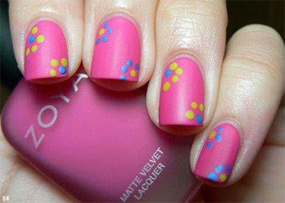 25-Simple-Easy-Nail-Art-Designs-Ideas-Trends-2014-For-Beginners-Learners-22