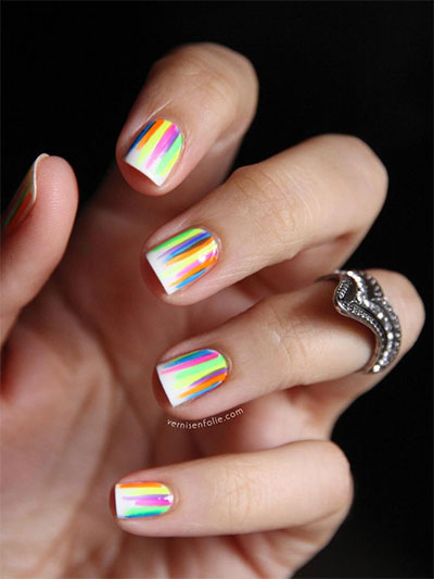 25-Simple-Easy-Nail-Art-Designs-Ideas-Trends-2014-For-Beginners-Learners-3