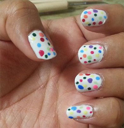 25-Simple-Easy-Nail-Art-Designs-Ideas-Trends-2014-For-Beginners-Learners-4