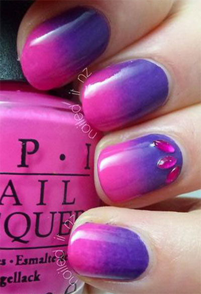 25-Simple-Easy-Nail-Art-Designs-Ideas-Trends-2014-For-Beginners-Learners-6