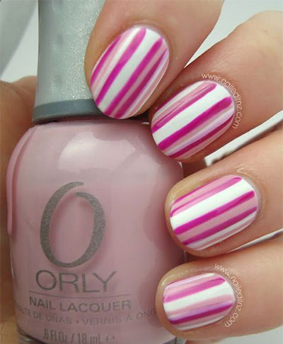 25-Simple-Easy-Nail-Art-Designs-Ideas-Trends-2014-For-Beginners-Learners-9