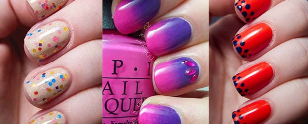 25-Simple-Easy-Nail-Art-Designs-Ideas-Trends-2014-For-Beginners-Learners