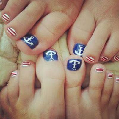 Elegant-Fourth-Of-July-Toe-Nail-Art-Designs-Ideas-Trends-2014-9