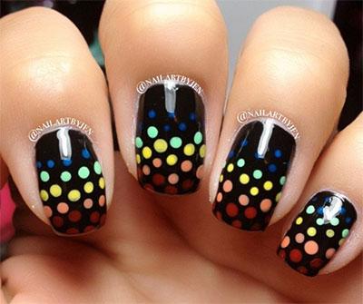 12-Unique-Polka-Dot-Gradient-Nail-Art-Designs-Ideas-Stickers-2014-10