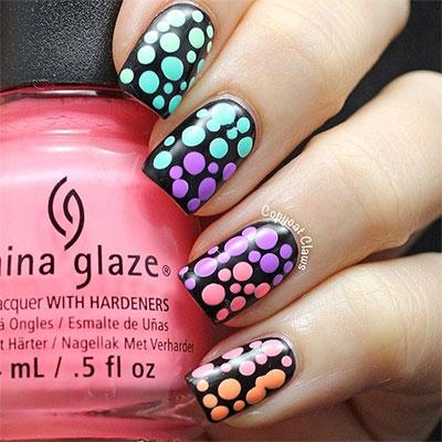 12-Unique-Polka-Dot-Gradient-Nail-Art-Designs-Ideas-Stickers-2014-2