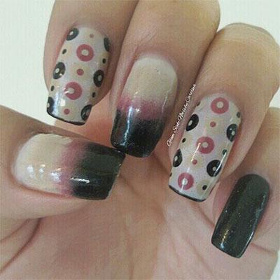 12-Unique-Polka-Dot-Gradient-Nail-Art-Designs-Ideas-Stickers-2014-9