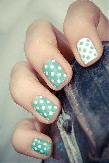 15-Cute-Polka-Dot-French-Nail-Art-Designs-Ideas-Trends-2014-10
