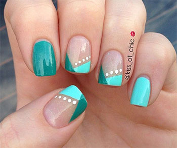 15-Cute-Polka-Dot-French-Nail-Art-Designs-Ideas-Trends-2014-12