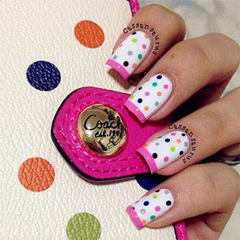 15-Cute-Polka-Dot-French-Nail-Art-Designs-Ideas-Trends-2014-15