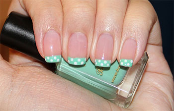 15-Cute-Polka-Dot-French-Nail-Art-Designs-Ideas-Trends-2014-6