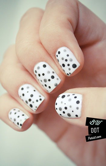 15-Cute-Polka-Dot-French-Nail-Art-Designs-Ideas-Trends-2014-9