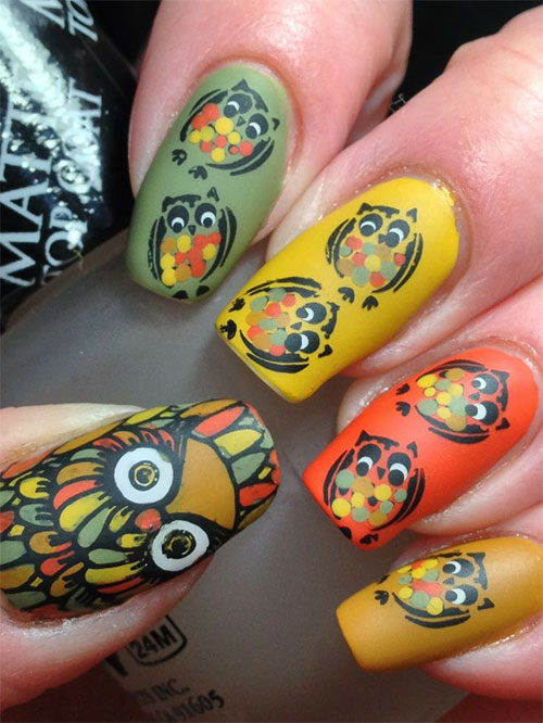 15-Owl-Nail-Art-Designs-Ideas-Trends-Stickers-2014-2
