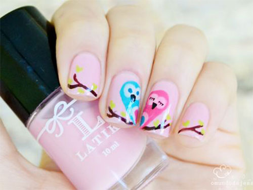 15-Owl-Nail-Art-Designs-Ideas-Trends-Stickers-2014-4