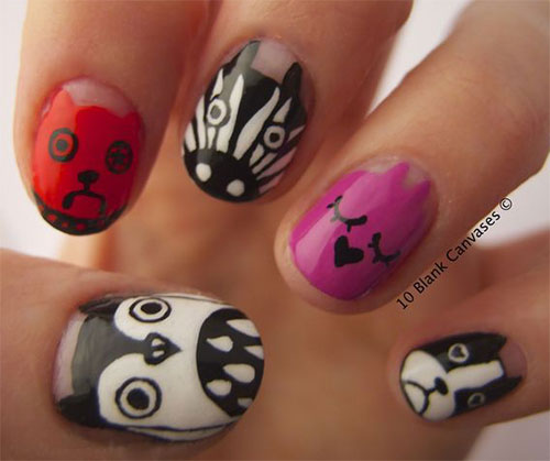 15-Unique-Owl-Nail-Art-Designs-Ideas-Trends-Stickers-2014-3