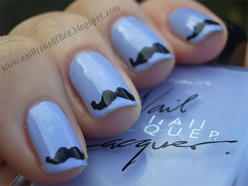 20-Cool-Mustache-Nail-Art-Designs-Ideas-Trends-Stickers-2014-11