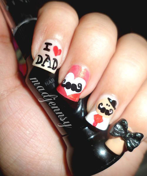20-Cool-Mustache-Nail-Art-Designs-Ideas-Trends-Stickers-2014-15
