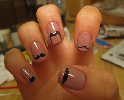 20-Cool-Mustache-Nail-Art-Designs-Ideas-Trends-Stickers-2014-4