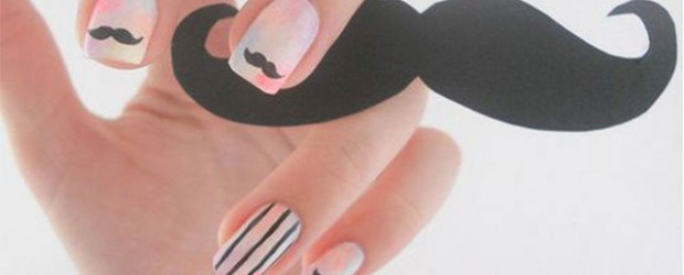 20-Cool-Mustache-Nail-Art-Designs-Ideas-Trends-Stickers-2014