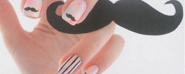 20-Cool-Mustache-Nail-Art-Designs-Ideas-Trends-Stickers-2014