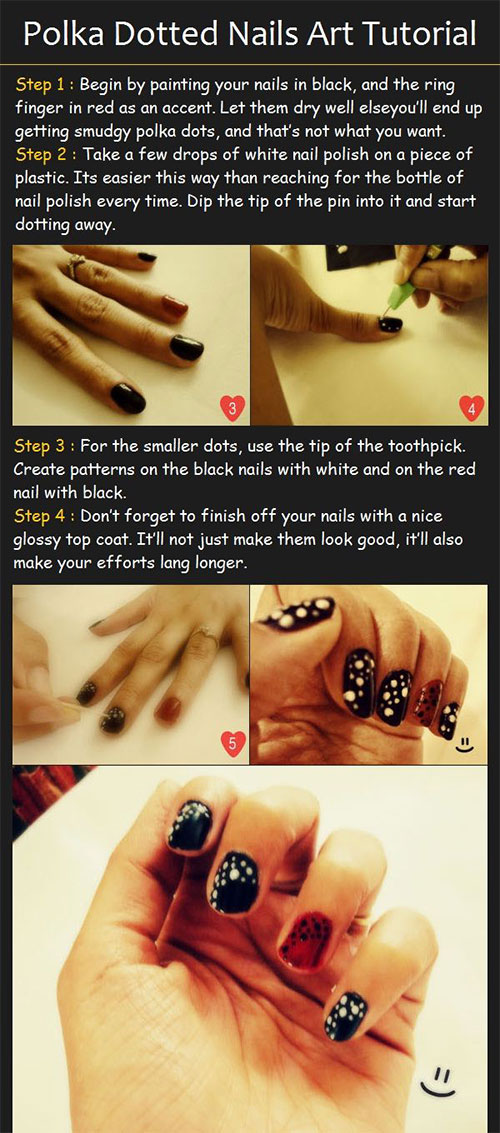 20-Simple-Step-By-Step-Polka-Dots-Nail-Art-Tutorials-For-Beginners-Learners-2014-12