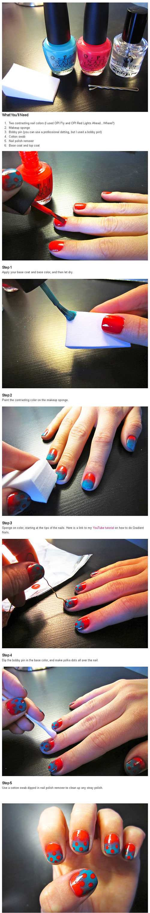 20-Simple-Step-By-Step-Polka-Dots-Nail-Art-Tutorials-For-Beginners-Learners-2014-6