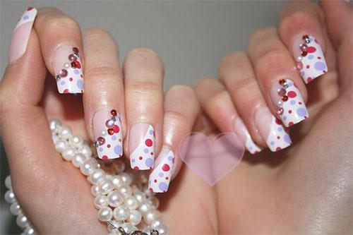 30-Polka-Dot-Nail-Art-Designs-Ideas-Trends-2014 -Polka-Dot-Nails-1