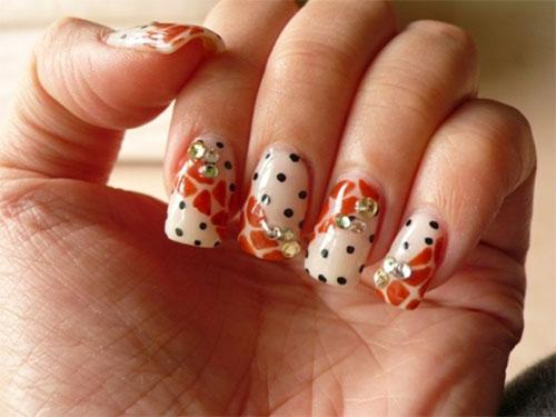 30-Polka-Dot-Nail-Art-Designs-Ideas-Trends-2014 -Polka-Dot-Nails-12