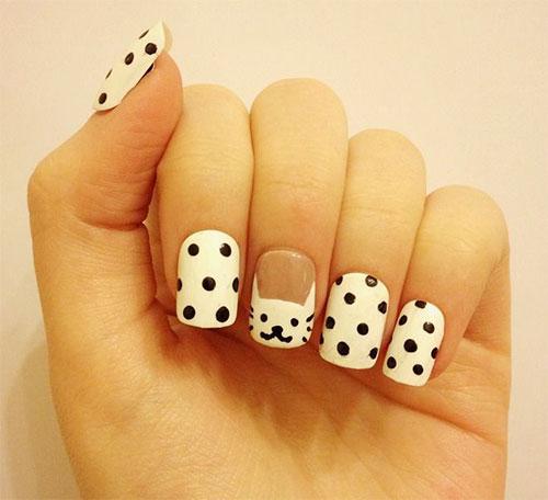 30-Polka-Dot-Nail-Art-Designs-Ideas-Trends-2014 -Polka-Dot-Nails-14