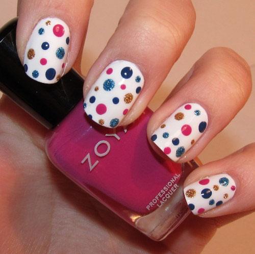 30-Polka-Dot-Nail-Art-Designs-Ideas-Trends-2014 -Polka-Dot-Nails-16