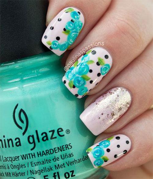 30-Polka-Dot-Nail-Art-Designs-Ideas-Trends-2014 -Polka-Dot-Nails-17
