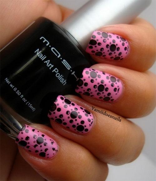 30-Polka-Dot-Nail-Art-Designs-Ideas-Trends-2014 -Polka-Dot-Nails-19