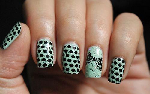 30-Polka-Dot-Nail-Art-Designs-Ideas-Trends-2014 -Polka-Dot-Nails-23