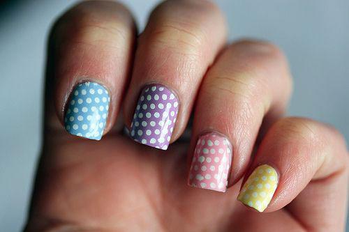 30-Polka-Dot-Nail-Art-Designs-Ideas-Trends-2014 -Polka-Dot-Nails-24