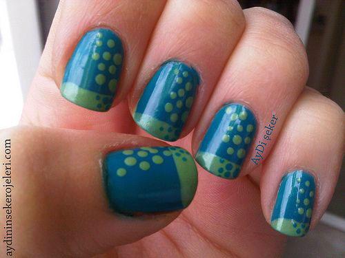 30-Polka-Dot-Nail-Art-Designs-Ideas-Trends-2014 -Polka-Dot-Nails-7