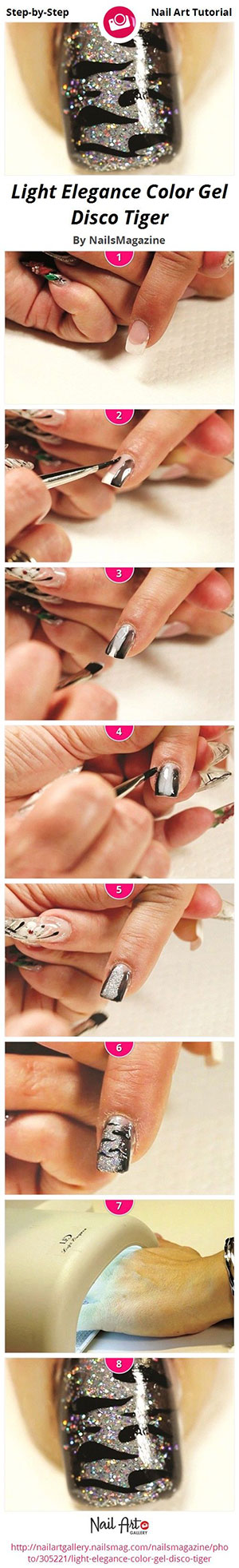 Easy-Simple-Step-By-Step-Gel-Nail-Art-Tutorials-For-Beginners-Learners-2014-9