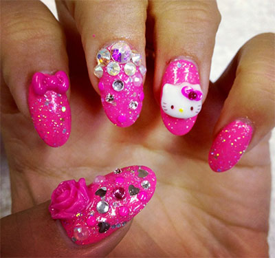 12-Amazing-3D-Heart-Nail-Art-Designs-Ideas-Trends-Stickers-3d-Nails-11