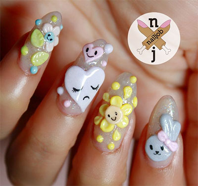12-Amazing-3D-Heart-Nail-Art-Designs-Ideas-Trends-Stickers-3d-Nails-12