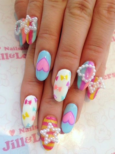 12-Amazing-3D-Heart-Nail-Art-Designs-Ideas-Trends-Stickers-3d-Nails-4