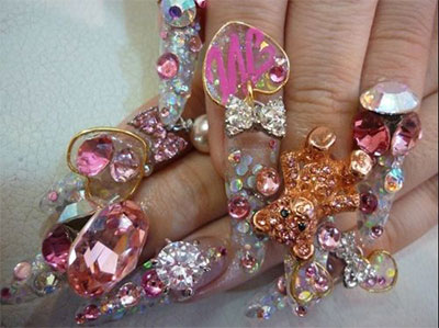 12-Amazing-3D-Heart-Nail-Art-Designs-Ideas-Trends-Stickers-3d-Nails-7