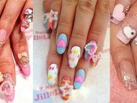 12-Amazing-3D-Heart-Nail-Art-Designs-Ideas-Trends-Stickers-3d-Nails