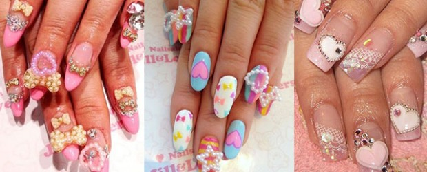 12-Amazing-3D-Heart-Nail-Art-Designs-Ideas-Trends-Stickers-3d-Nails