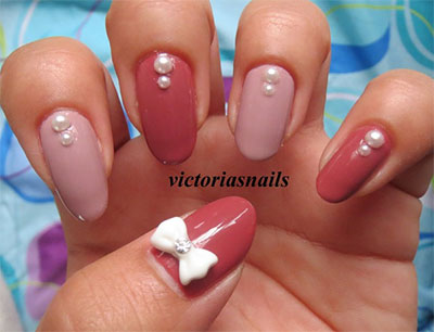12-Simple-3D-Nail-Art-Designs-Ideas-Trends-Stickers-3d-Nails-11
