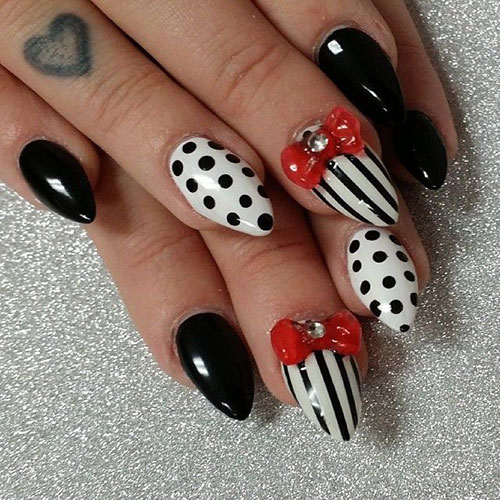 12-Stylish-3D-Bows-Nail-Art-Designs-Ideas-Trends-Stickers-3d-Nails-1