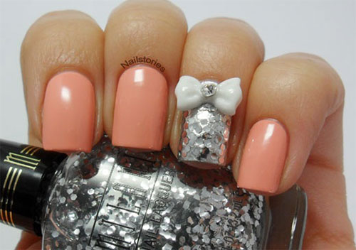 12-Stylish-3D-Bows-Nail-Art-Designs-Ideas-Trends-Stickers-3d-Nails-10
