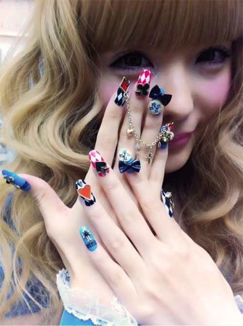 12-Stylish-3D-Bows-Nail-Art-Designs-Ideas-Trends-Stickers-3d-Nails-13