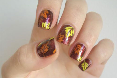15-Amazing-Fall-Autumn-Nail-Art-Designs-Ideas-Trends-Stickers-2014-13