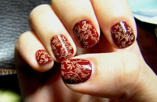 15-Amazing-Fall-Autumn-Nail-Art-Designs-Ideas-Trends-Stickers-2014-8