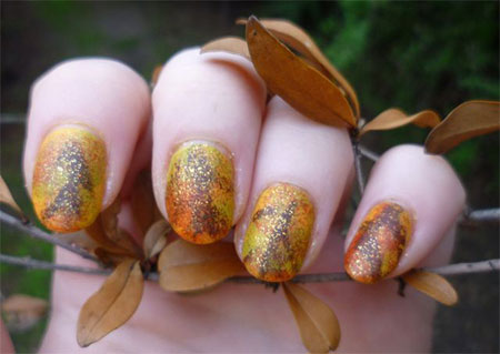 15-Best-Autumn-Leaf-Nail-Art-Designs-Ideas-Trends-Stickers-2014-Fall-Nails-14