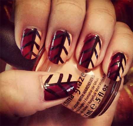 15-Best-Autumn-Leaf-Nail-Art-Designs-Ideas-Trends-Stickers-2014-Fall-Nails-6