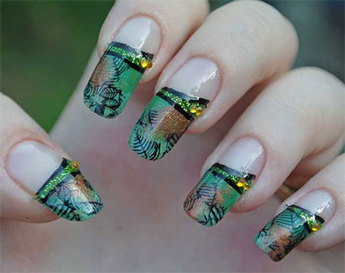 15-Cute-Easy-Fall-Nail-Art-Designs-Ideas-Trends-Stickers-2014-Autumn-Nails-14